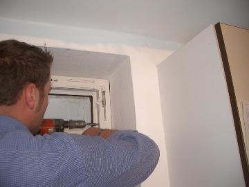 Kellerfenster Montage Altbau Sanierung
