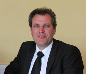 Geschäftsführer Helmut Mayr Langenmosen