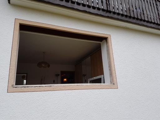 Rollladensanierung, Sanierung, Isolierung, Altbau, Fensterwechsel, Leibung,