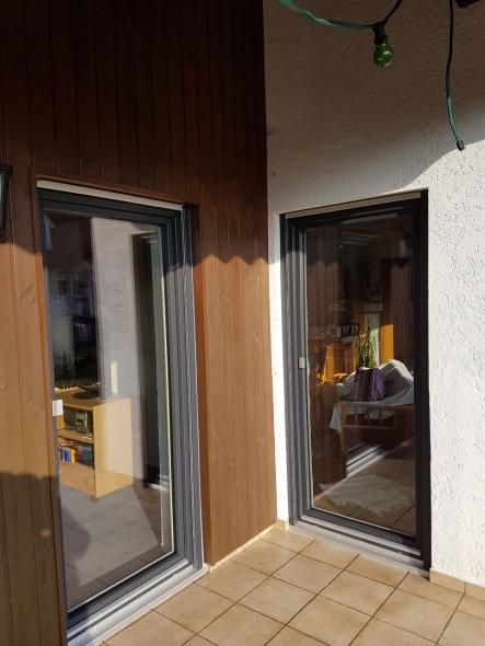Balkontüren erneuern, Balkontüren, Terrassentüren wechseln, Balkontür Sanieren,