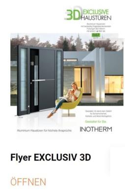 Inotherm Haustüren 3D