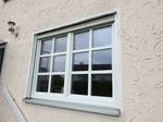 Fenster mit Sprossen