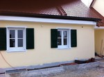 Fensterladen Dachau