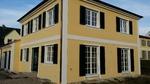 Fensterladen Stadthaus
