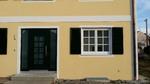 Fenster, Haustüre und Klappladen
