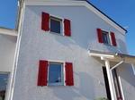Fensterladen Fertighaus Funktionsfähig, Fensterladen Isolierung,