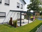 Terrassen überdachung hochwertig